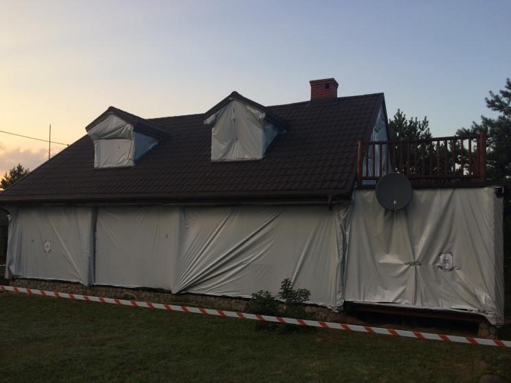 fumigacja domów