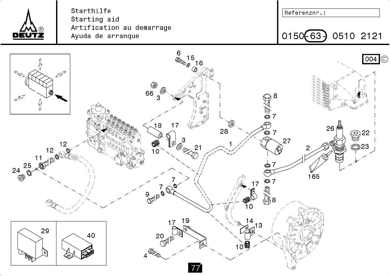 Deutz 914 Wiring Diagram
