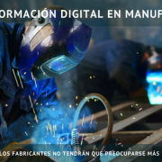 Transformación digital en manufactura