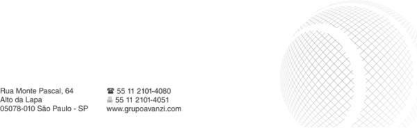 Assinatura Grupo Avanzi