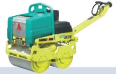 Serie DUPLEX Peso de 700 A 720 Kg Ancho de trabajo 650 mm Compactación de 5 a 5,3 kN