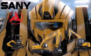 ROBOT SANY2