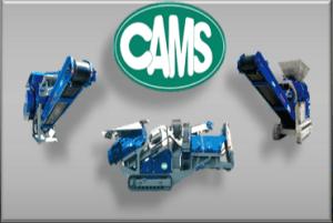 CAMS - LA FABRICA - La machacadora de derribos y materiales de obra.
