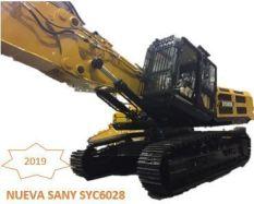 PRODUCTO NUEVO: SANY SYC6028 60