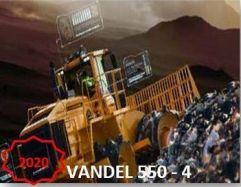 VANDEL 550 -4