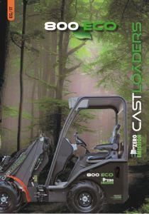 PRODUCTO NUEVO: CAST 800 ECO