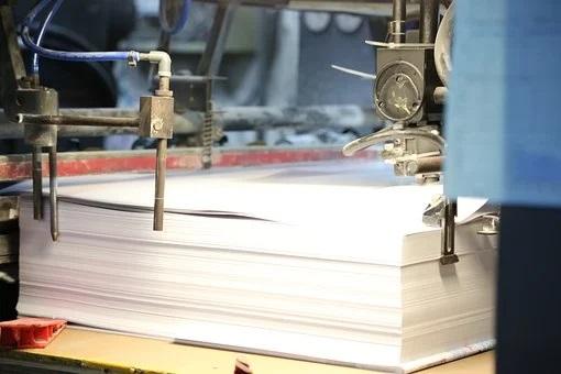 Por que a impressão offset é melhor para grandes quantidades?