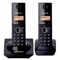 TELEFONO INALAMBRICO DECT BASE + HANDSET, LCD 1.25, CALLER ID, COLOR NEGRO