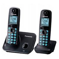 TELEFONO INALAMBRICO DECT 6.0, BASE + HANDSET, LCD (1.8 ILUMINACION COLOR AZUL), CALLER ID