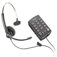 TELEFONO ANALOGICO DE DIADEMA PLANTRONICS T110