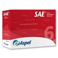 ASPEL SAE 7.0 (ANUAL 1 USUARIO TIMBRADO ILIMITADO) (FISICO)