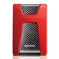 DD EXTERNO 2TB ADATA HD650 2.5 USB 3.2 CONTRAGOLPES ROJO WINDOWS/MAC/LINUX