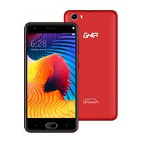 GHIA SMARTPHONE QS701/ 5.0 PULG HD IPS 2.5D / ANDROID 7 / FINGERPRINT / QUAD CORE / DUALSIM / 1GB8GB / 5MP8MP / WIFI / BT / 3G / ROJO