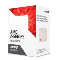 PROCESADOR AMD APU A8-9600 S-AM4 7A GEN. 65W 3.1GHZ TURBO 3.4GHZ CACHE 2MB 4CPU CORES / GRAFICOS RADEON 6GPU CORE R7 PC/ CON VENTILADOR/ COMP. BASICO.