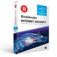BITDEFENDER INTERNET SECURITY, 1 USUARIO 1 AÑO DE VIGENCIA (CAJA)