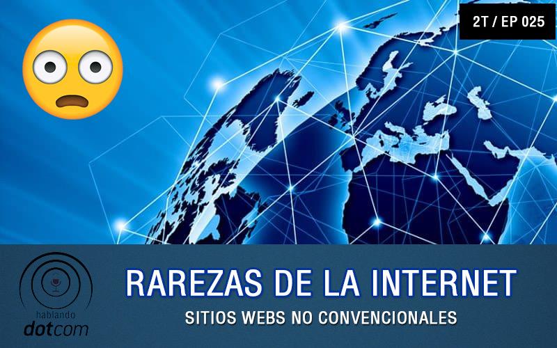 Ep#25: Sitios Webs No Convencionales