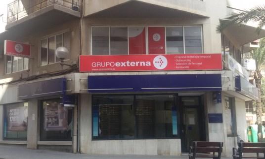 Oficina de Grupo Externa en Alicante.