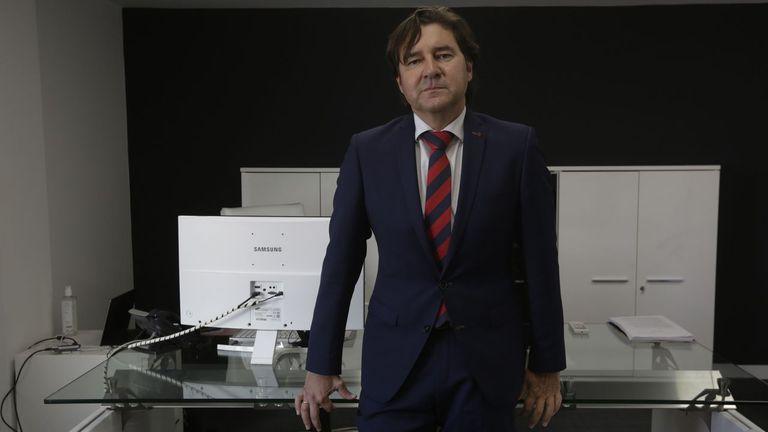 Entrevista a Pastor López Docampo (CEO Externa) en La Voz de Galicia