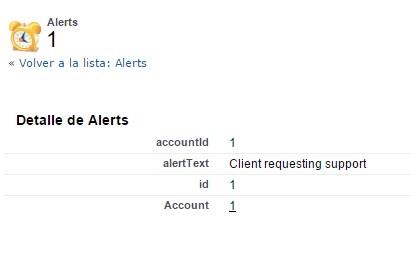 salesforce crm registros
