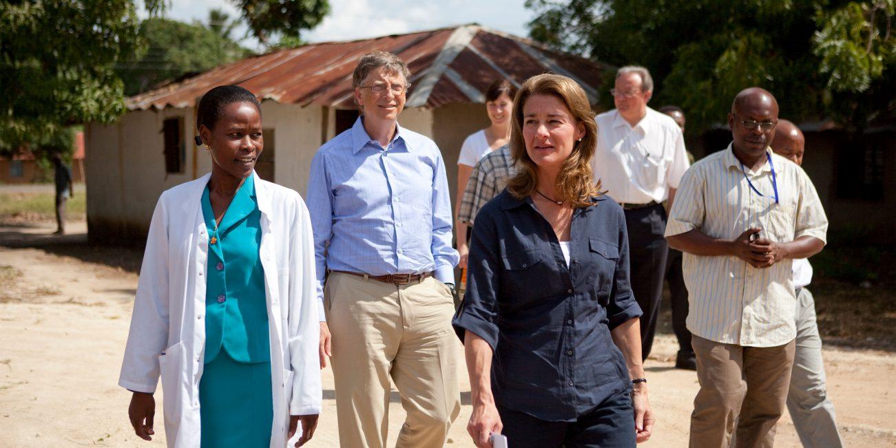 Bill and Melinda Gates MidiaGEO