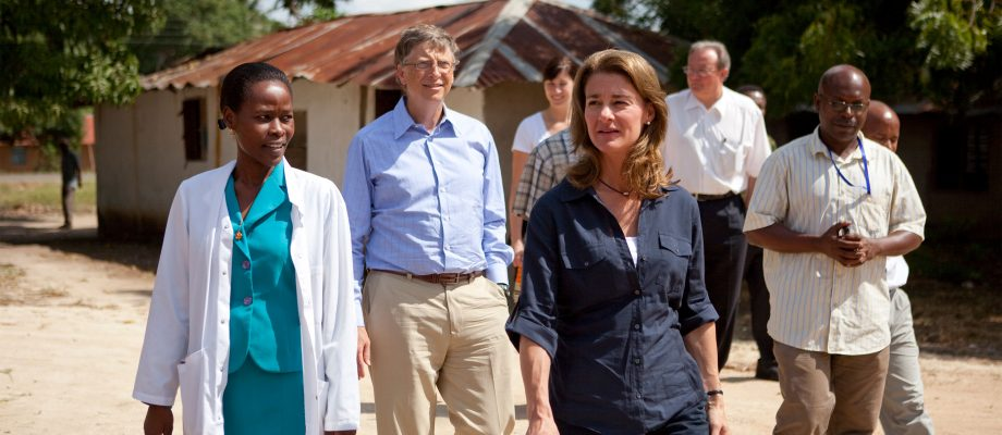 Bill and Melinda Gates MidiaGEO