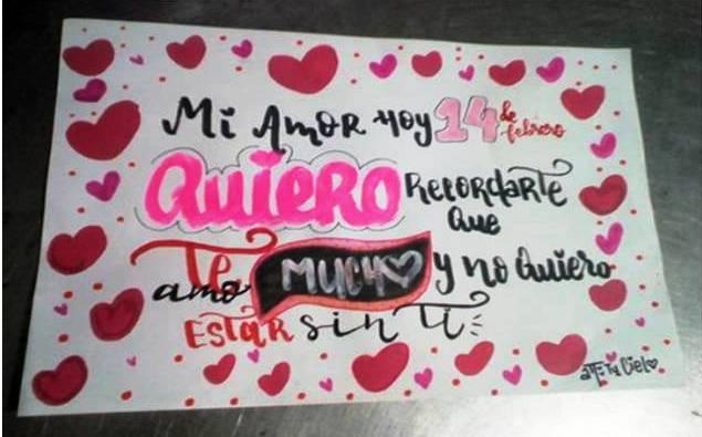 Arte de dibujar letras a mano en Pancartas