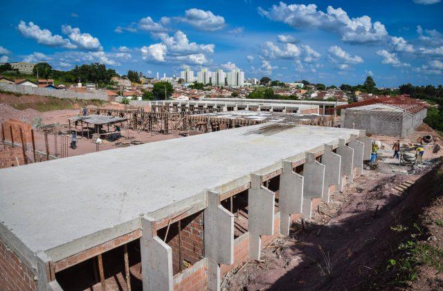 Rio Claro investe R$ 32,5 milhões em reformas e construções de escolas
