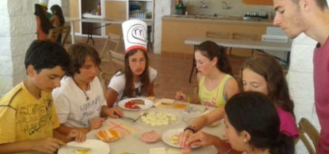 Campamento Ibi 2014: Día 22 de julio
