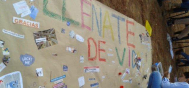 Encuentro monitores en Burgos, Trasierra y Gandía