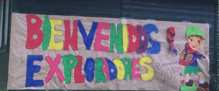 Acampada Andalucía