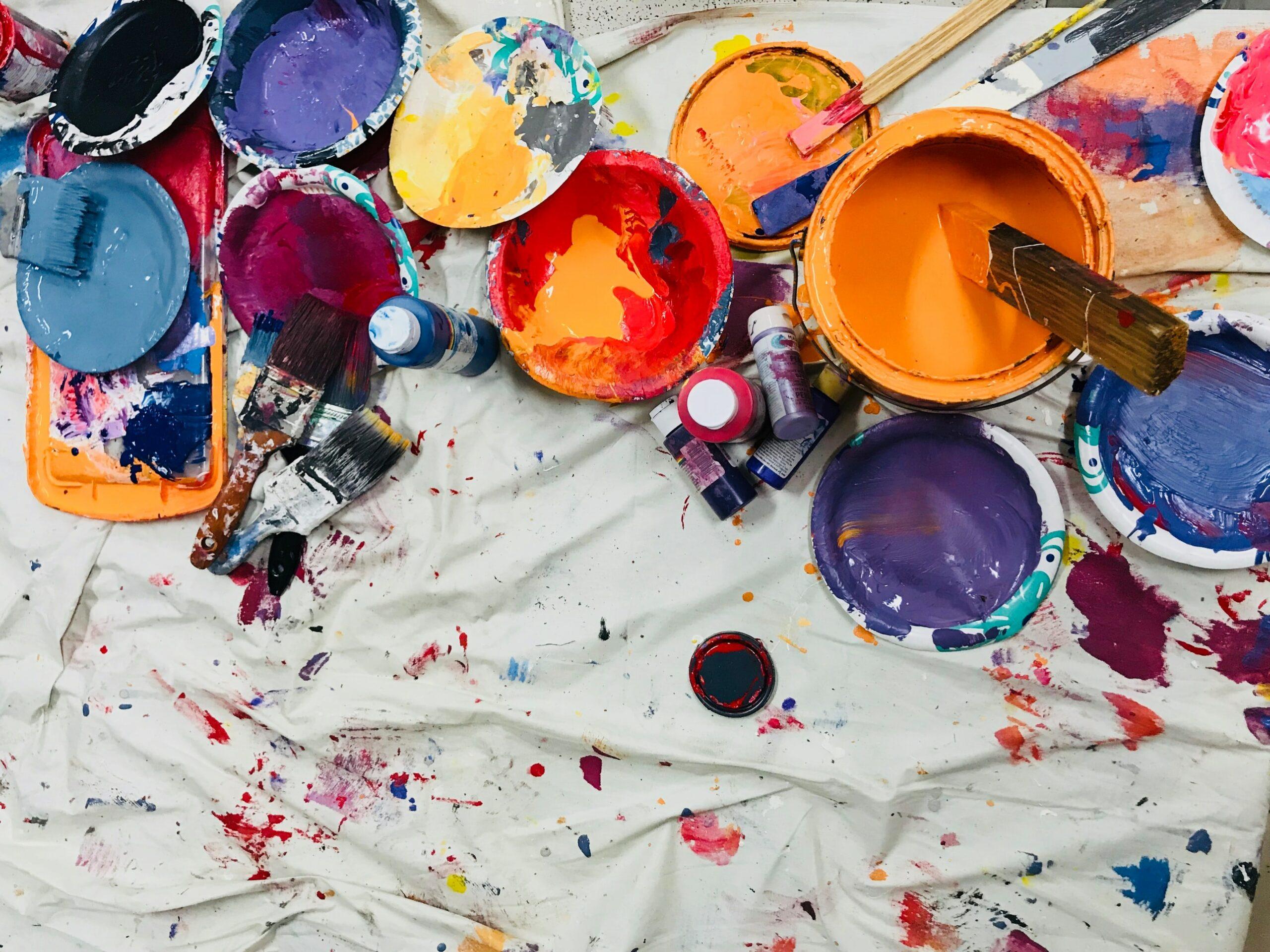 Pinta un mundo para todos