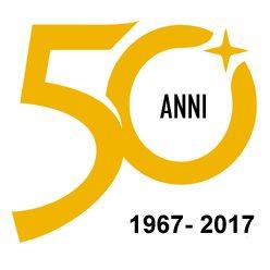 50 anni attivita