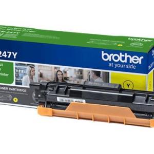 Brother TN247 Amarillo Cartucho de Toner Original - TN247Y
