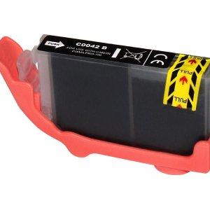 Canon CLI42 Negro Cartucho de Tinta Generico - Reemplaza 6384B001