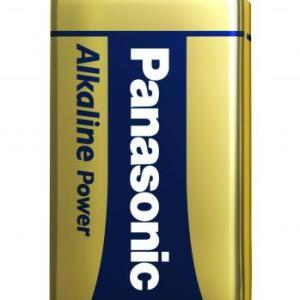 Pila Panasonic Alcalina Pro 9V Blister 1 Unitats
