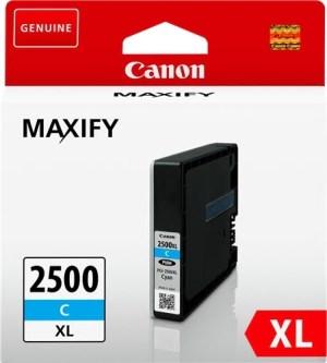 Canon PGI2500XL Cyan Cartucho de Tinta Original - 9265B001