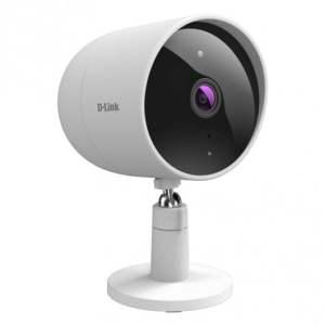 D-Link Camara IP Full HD 1080p WiFi - Microfono Incorporado - Vision Nocturna - Angulo de Vision 135° - Deteccion de Movimiento - Para Interior y Exterior