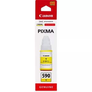 Canon GI590 Amarillo Botella de Tinta Original - GI590Y/1606C001