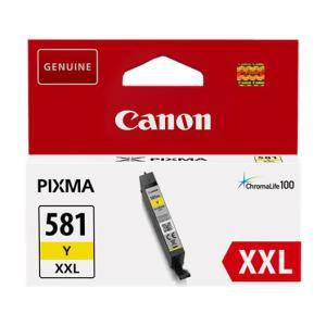 Canon CLI581XXL Amarillo Cartucho de Tinta Original - 1997C001