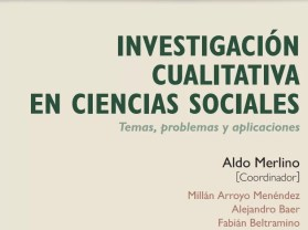 Investigación cualitativa en ciencias sociales Investigación cualitativa