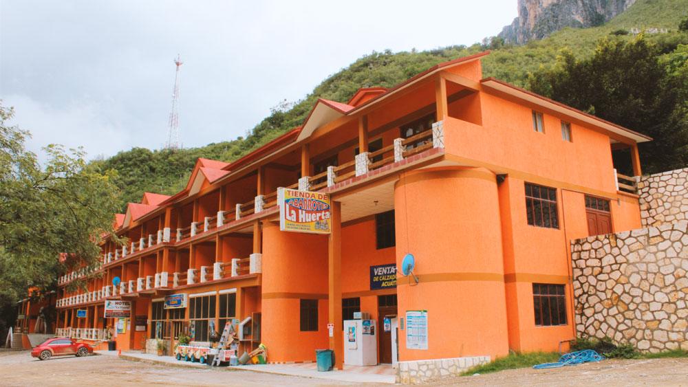 Hotel Grutas Tolantongo