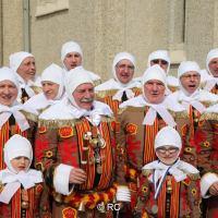 Steun de Gilles en Paysannes van Sint-Rochus