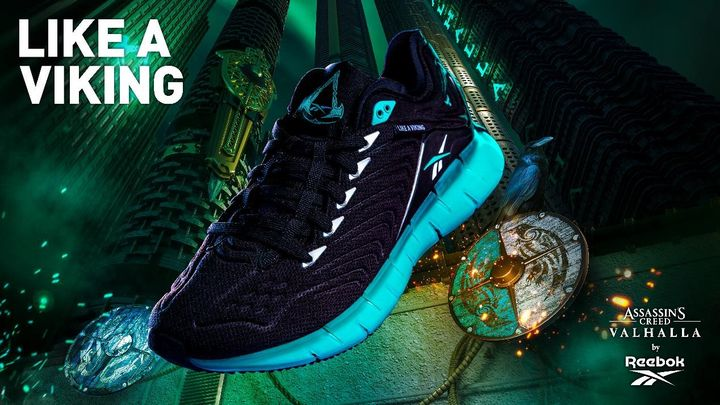 AC Valhalla – Reebok has created shoes and clothing inspired by the game