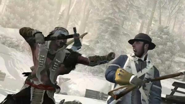 Assassin's Creed III: The Tyranny of King Washington - The ...