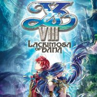 Game Ys VIII: Lacrimosa of Dana (PC) Cover