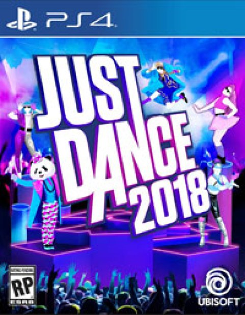 Game Just Dance 2018 (PS4) Cover