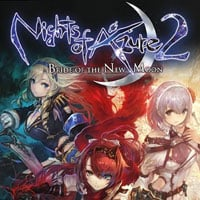 Game Nights of Azure 2: Bride of the New Moon (PC) Cover