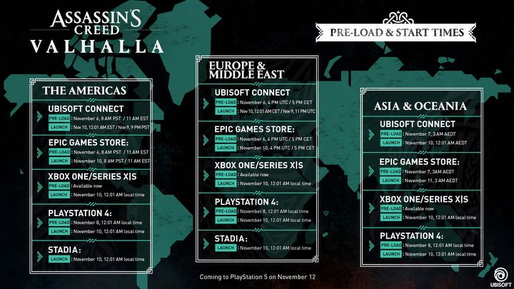 Assassin's Creed: Valhalla with the premiere patch; Ubisoft will add a valued feature