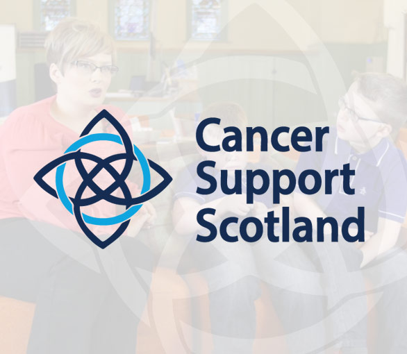 Cancer Support Scotland Gryffe Studios