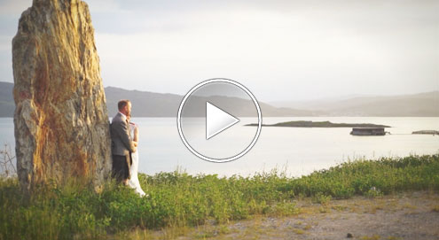 Gillian & David's Wedding Day Highlights